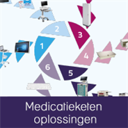 Medicatieketen oplossingen brochure
